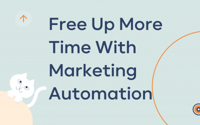 How to Automate Marketing to Free Up More Time In Your Business